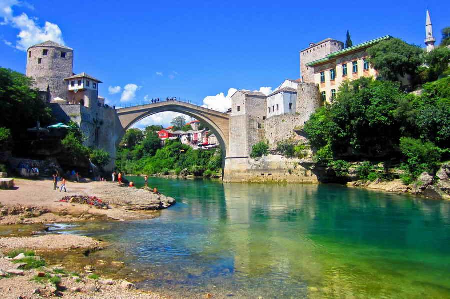 Fly-drive: Dubrovnik en Orebic