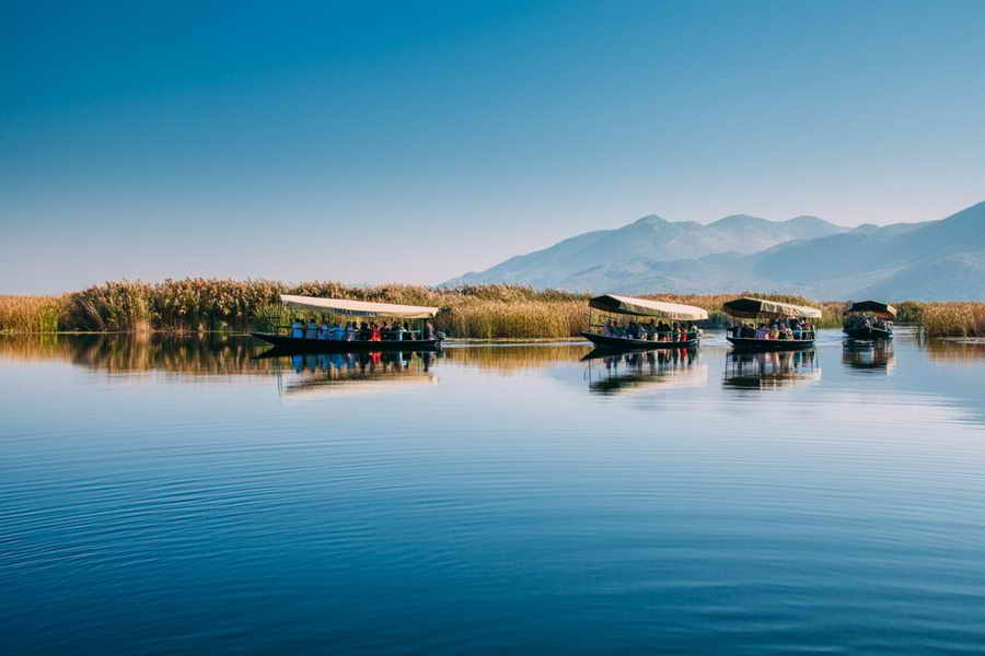 Ontdek de meren van Bacina