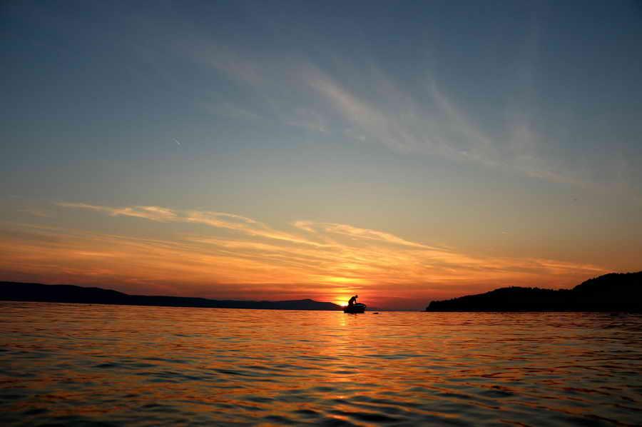 Glamping tour Dalmatische kust