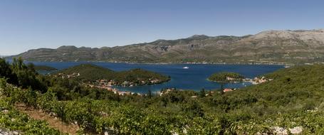 Wandelen Dalmatische kust en Korcula