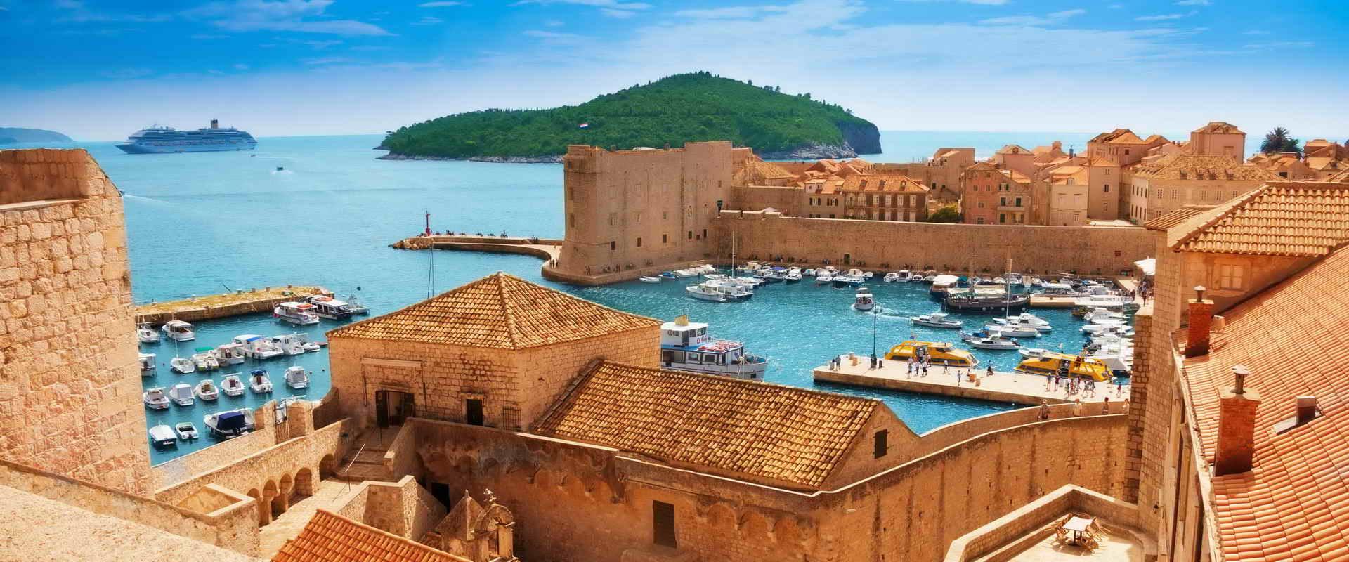 Yacht excursie Dubrovnik