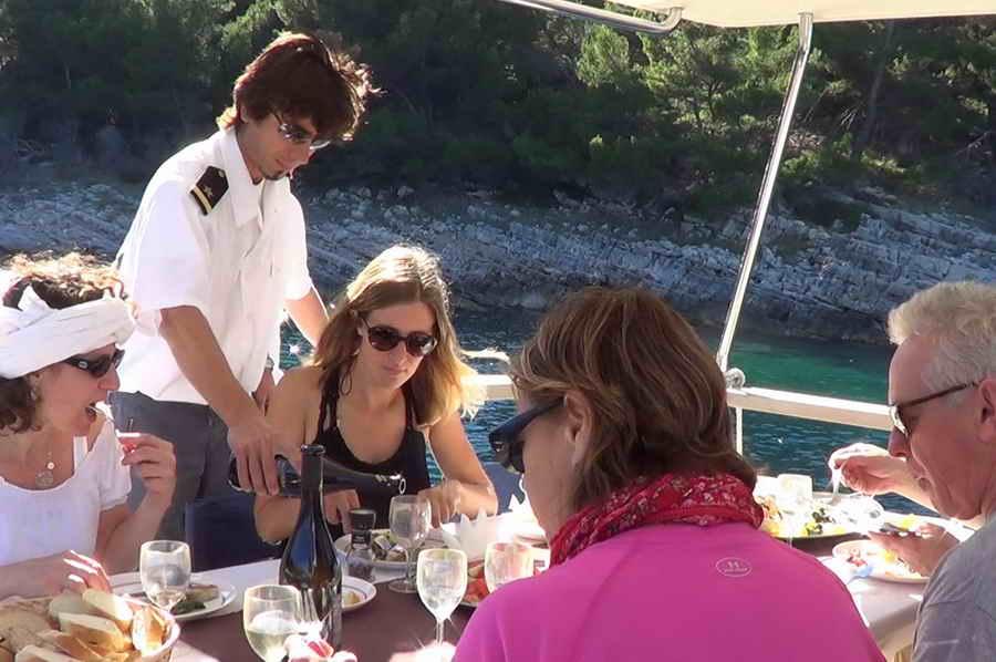 Yacht excursie Lastovo