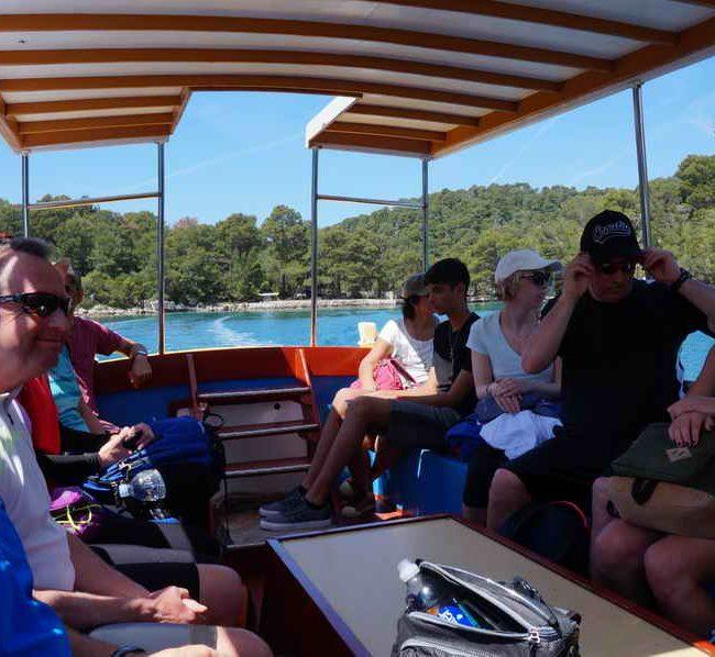 Yacht excursie Mljet